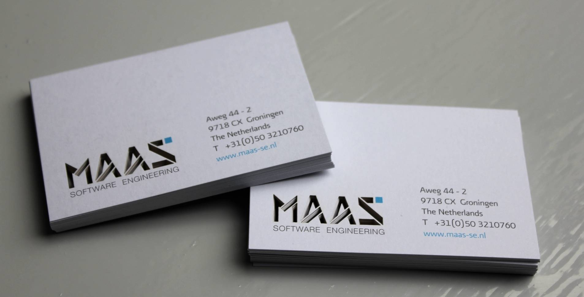 Maas-SE – Maas Software Engineering
